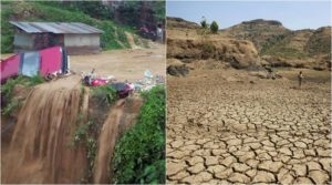 Flood and Drought: Impact of Water